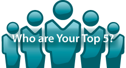 Who are the top 5 customers that can make your year?